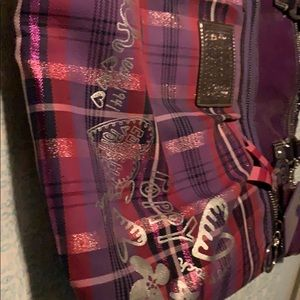 Coach Poppy purse!
